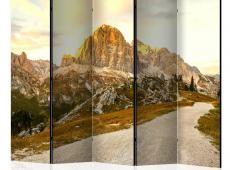 Paraván - Beautiful Dolomites II [Room Dividers]